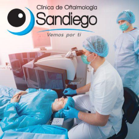 Clínica de Oftamología Sandiego